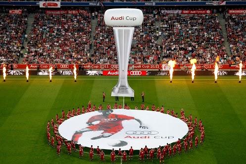 audi cup 2017 termin